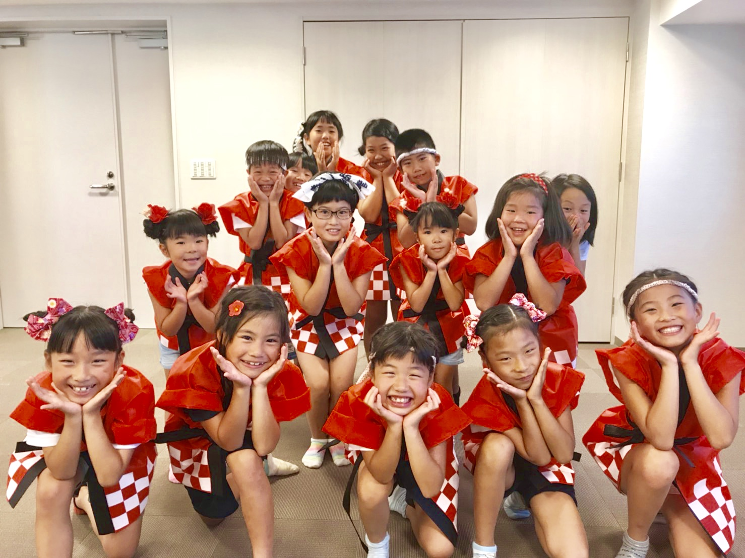 尼崎ダンスサークルMcrewにとって初イベント「カリー寺2018」